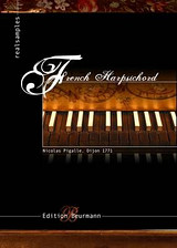 Realsamples French Harpsichord - Edition Buermann