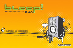 White Noise Audio bleep!BOX