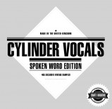 Crate Diggers Cylinder Vocals - Spoken Word