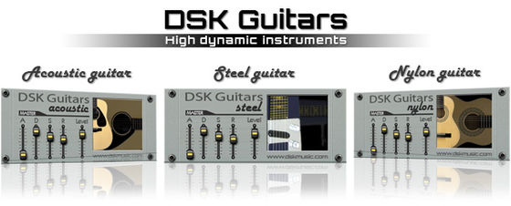 DSK Guitars