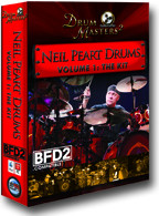Neil Peart Drums Volume 1: The Kit