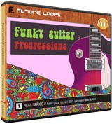 Future Loops Funky Guitar Progressions