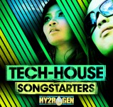 Hy2rogen Tech-House SongStarters