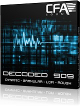 CFA-Sound Decoded 909