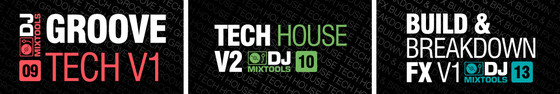 DJ Mix Tools packs