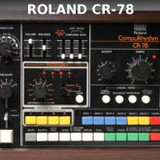 Forgotten Keys Roland CompuRhythm CR-78 Drum Machine