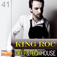 Loopmasters King Roc - Deep & Tech House