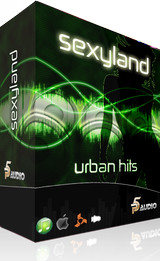 P5Audio Sexylan Urban Hits