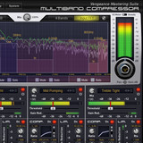Vengeance Sound Mastering Suite - Multiband Compressor