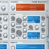 Free presets and sound banks for Tone2 ElectraX