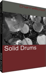 Channel Robot Solid Drums