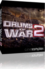 Cinesamples Drums of War 2