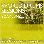 EarthMoments World Drums Sessions Vol. 3