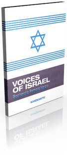 Sonokinetic Voices Of Israel