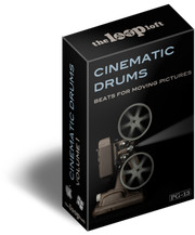 The Loop Loft Cinematic Drums