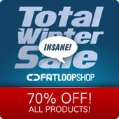 FatLoud Total Winter Sale
