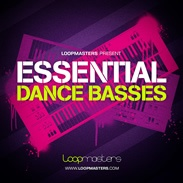 Loopmasters Essential Dance Basses
