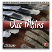 Nine Volt Audio Duo - Mbira for Kontakt