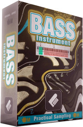 Practical-Sampling Bass Instrument