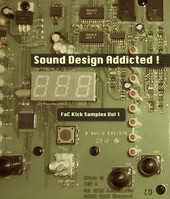 Sound Design Addicted! FaC Kick Samples Vol. 1