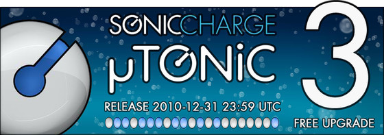 Sonic Charge MicroTonic 3