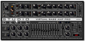 Studio Devil Virtual Bass Amp Pro