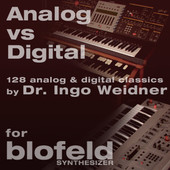Waldorf Analog vs. Digital