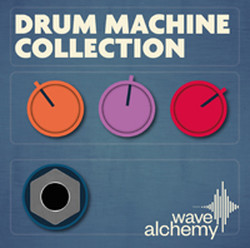 Wave Alchemy Drum Machine Collection