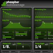 Audio Damage Phosphor