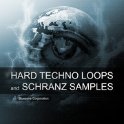Bluezone Hard Techno Loops and Schranz Samples