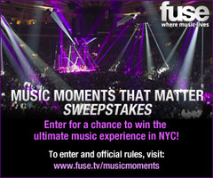Fuse Music Moments That Matter