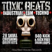 Haunted House Records Toxic Beats