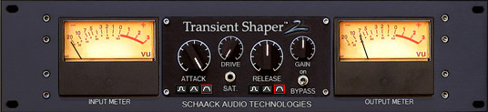 Schaack Audio Transient Shaper