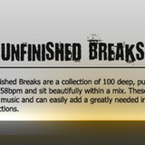 DNR Collaborative The Unfinished Breaks Vol 1