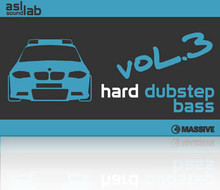 ASL SoundLab Hard Dubstep Bass Vol.3
