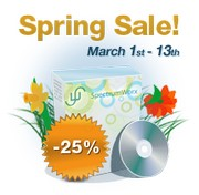 Little Endian Spring Sale