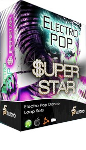 P5Audio Electro Pop Superstar