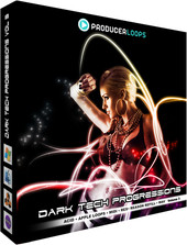 Producer Loops Dark Tech Progressions Vol 3