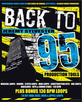 Producer Pack Jeremy Sylvester - Back to 95