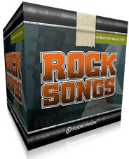 Toontrack Rock Songs