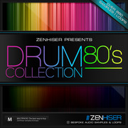 Zenhiser 80's Drum Collection