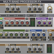 CK_Modules Multi-Band Processor-FX