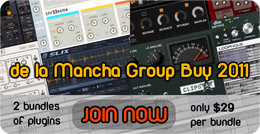 de la Mancha Group Buy