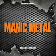 Drums On Demand Manic Metal - Classic Double Kick