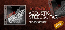 Mildon Studios Acoustic Steel Guitar Soundfont