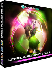 Producer Loops Commercial RnB: Trance & Dance Vol. 2