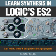 Samplerbanks Logic's ES2: Basic to Intermediate Synthesis