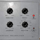 Sir Elliot RT-1 vintage preamp
