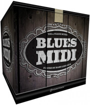 Toontrack Blues MIDI