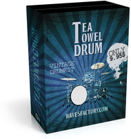 Wavesfactory Tea Towel Drum